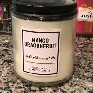🥭 Bbw rare mango dragonfruit in a single wick